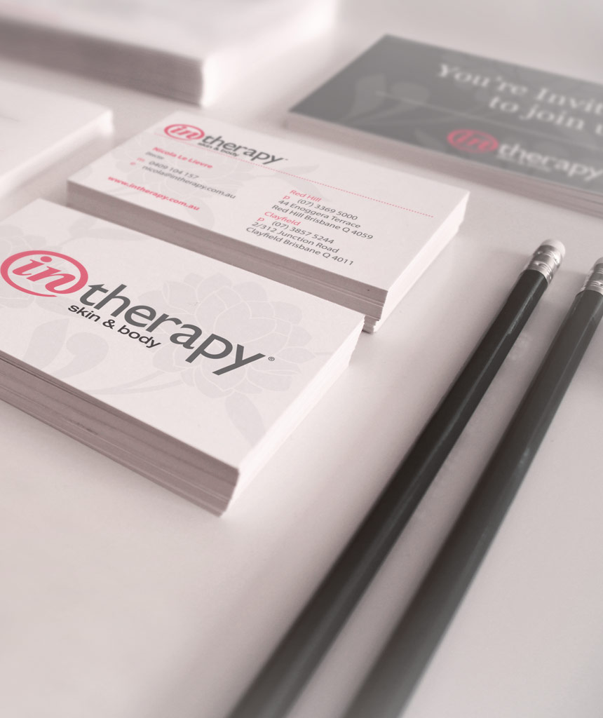 in therapy stationery