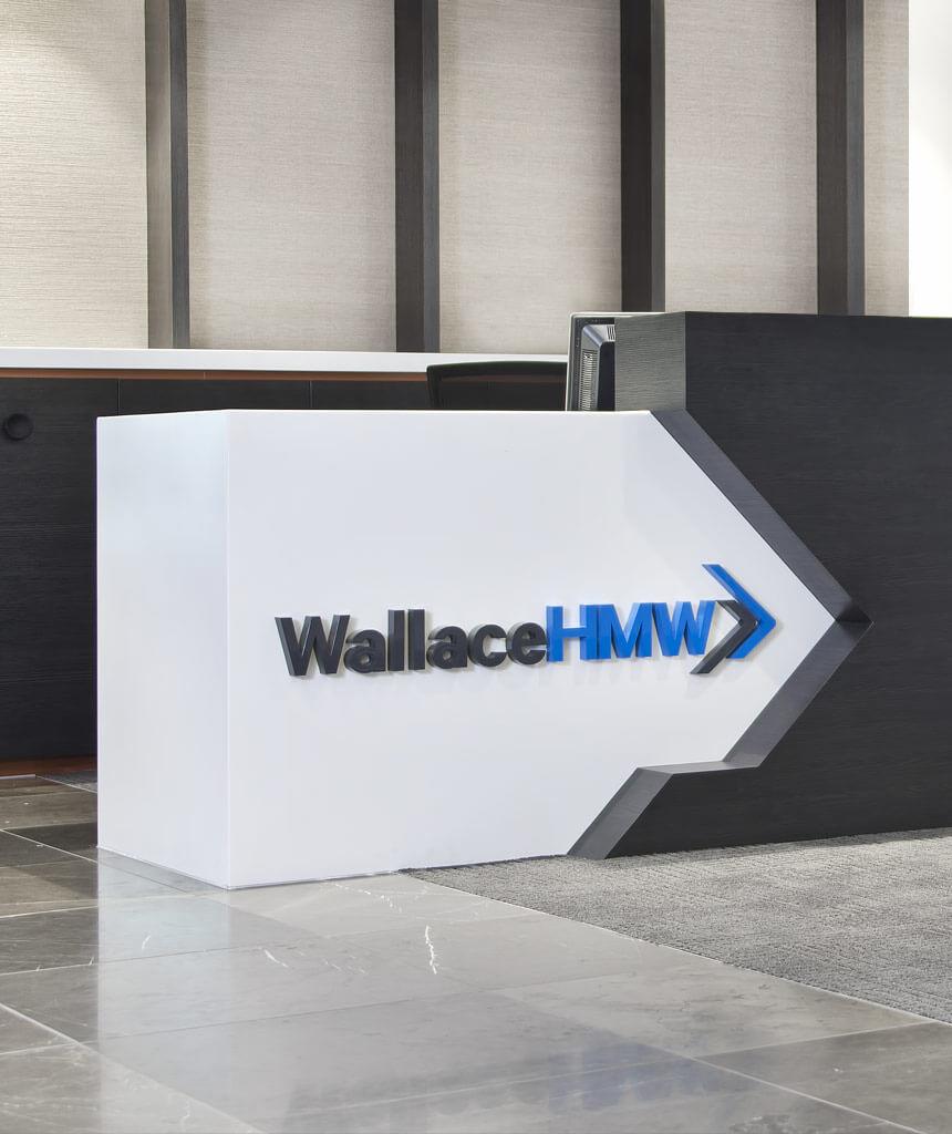 wallacehmw signage